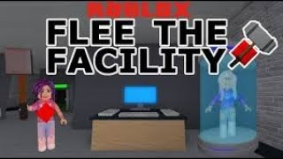 FLEE THE FACILITY/w a friend on roblox🤣