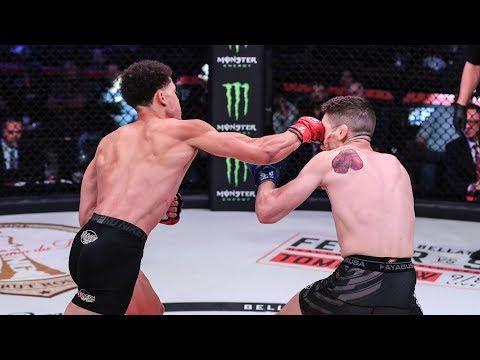 Bellator 207: Mike Kimbel - Six-Second Knockout