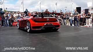 Volkswagen GTI Roadster Concept 2014 Videos