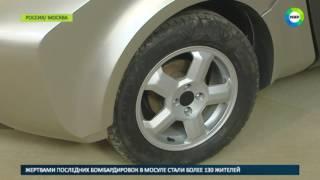 Беспилотная «Матрешка» готовится выйти на улицы Москвы   МИР24