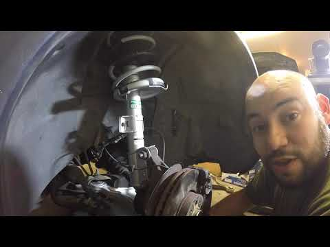 Volvo XC70 How to Install Front Struts