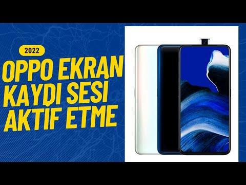 OPPO A5 2020 EKRAN VİDEOSU ÇEKME
