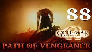 [GoW Ascension END | 88] Path of Vengeance (Let's Play God of War series w/ GaLm)