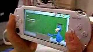 PSP camera Talkman working