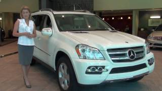 Emily reviews the 2010 GL450 4MATIC