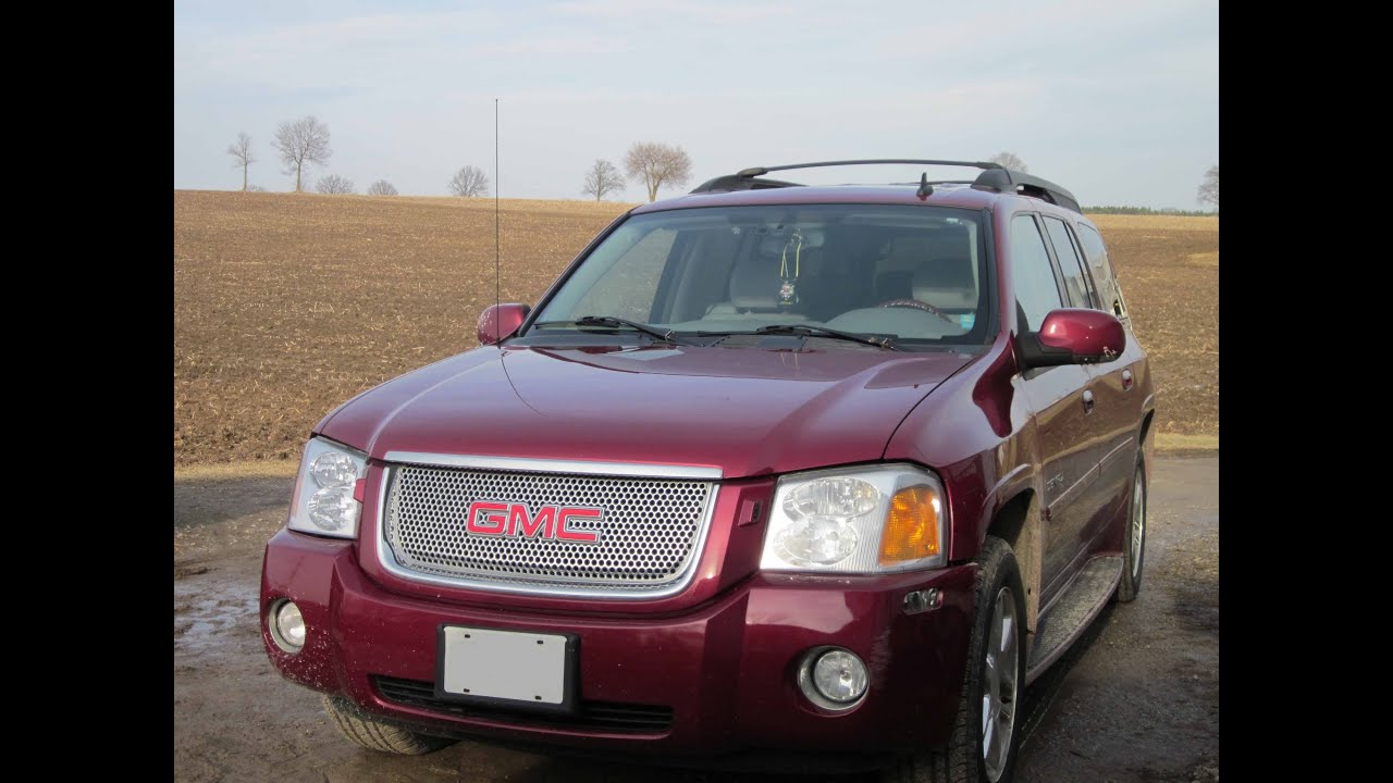 My 2008 Gmc Envoy Denali Xl Youtube