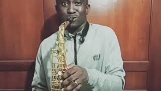 MAMA- Tekno ft Wizkid (Sax Cover) by Tolazee