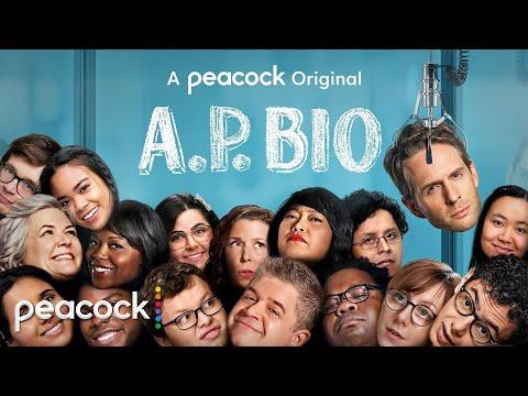A.P. Bio Season 4   Official Trailer   Peacock Original
