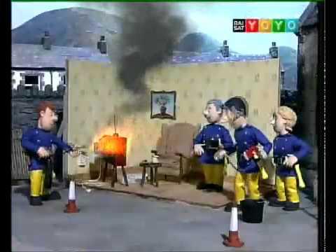 Sam il pompiere fireman sam sam il pompiere in tv cartone
