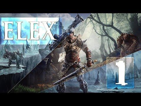 ELEX Прохождение - Охота Начинается! #1