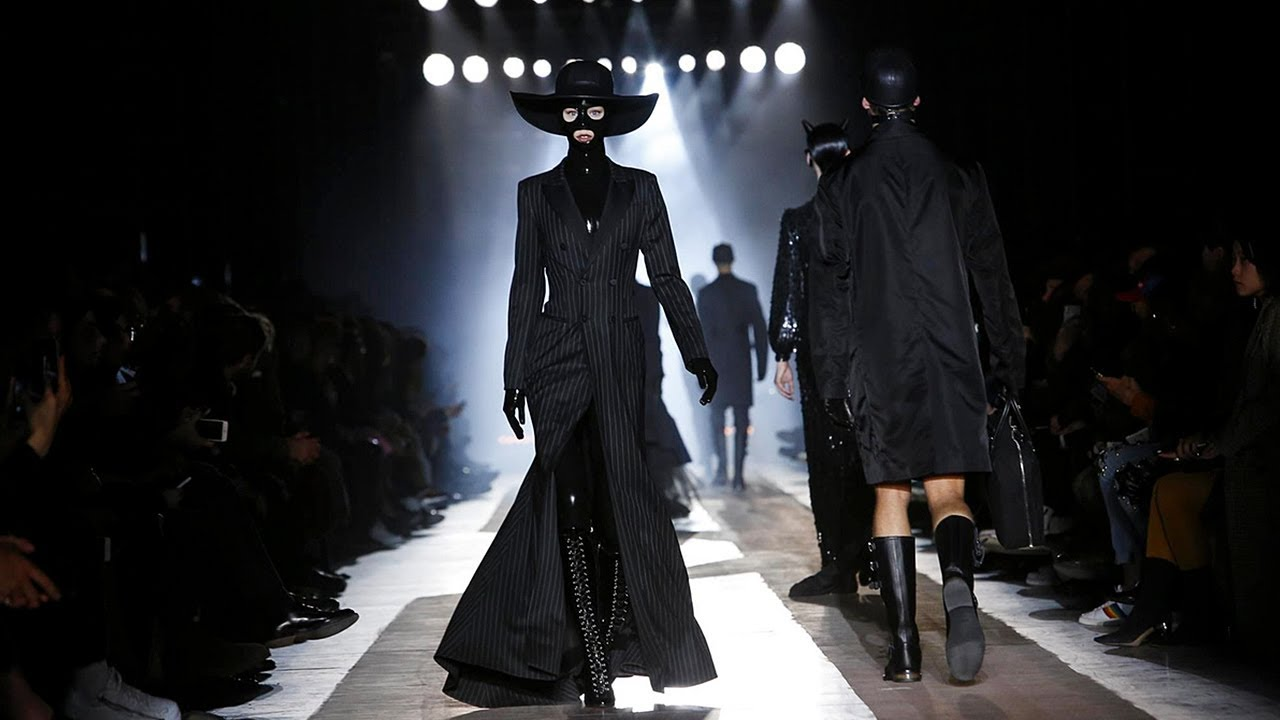 Moschino Pre Fall 2018 Fall Winter 2018 2019 Full Fashion Show Menswear