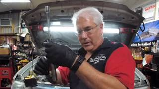 Jeff Buckley explains why Oil is leaking in Spark Plug Tube