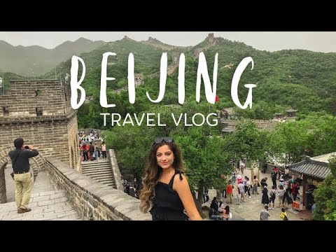 Travel Vlog: Beijing, China | Veronica Souza