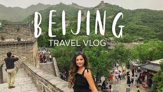Travel Vlog: Beijing, China | Veronica Souza