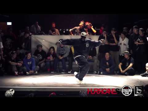 HURRICANES BATTLE-ISM 2013 TAIWAN | HENRY LINK (U.S.A) [HIP HOP JUDGE SOLO]