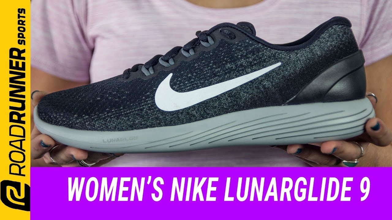 5eb8c75e898 Women's Nike LunarGlide 9 | Fit Expert Review - YouTube