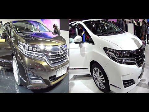 2016 2017 Honda Odyssey Elysion Hybrid Hondas Van