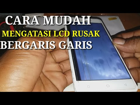 Oppo Lcd Blank Putih Solution||done 100%