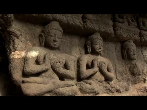 The Great Caves of Ajanta and Ellora
