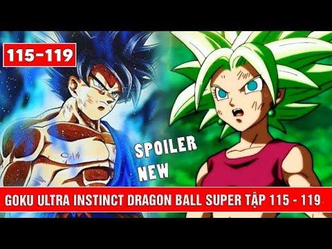 Tiết lộ mới nhất về sức mạnh của Goku Ultra Instinct - Dragon Ball Super tập 115 - 119 Spoiler thumbnail