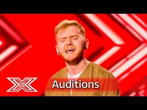 Niall Sexton sings Sara Bareilles' Gravity  | Auditions Week 2 | The X Factor UK 2016