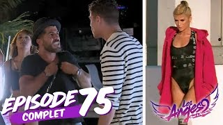 💸 Les Anges 9  (Replay) - Episode  75 : Clash Thomas vs Carl / Mélanie nouvelle bombe ?