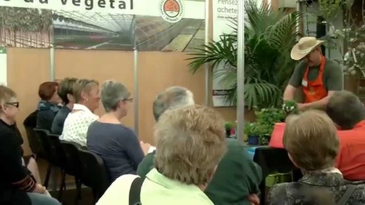 Salon Habitat Et Jardin 2014 Youtube
