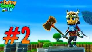 про Рыцарей Порталов игра Portal Knights похожая на Minecraft видео