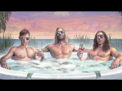 """Taylor Hawkins & The Coattail Riders - New Song """"Middle Child"""""""