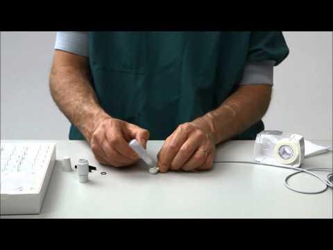 PeriFlux 6000 - tcpO2 electrode maintenance