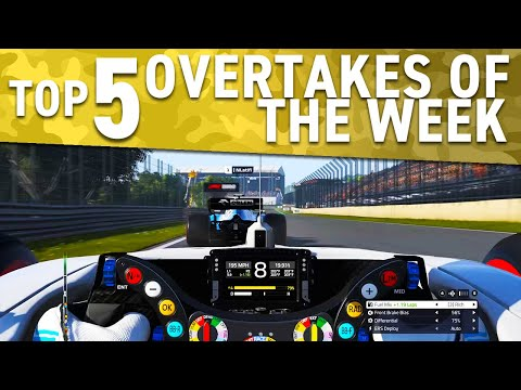 HOW TO OVERTAKE AN F1 DRIVER!! 😱 Veloce Overtakes of the week!!