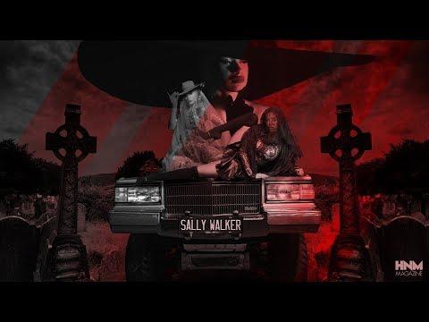 Iggy Azalea - Sally Walker feat Nicki Minaj & Cardi B MASHUP Snippet