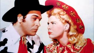 Anything you can do KARAOKE / Instrumental - Lyrics in the annotations - Annie get your gun