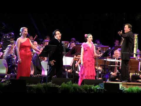 Elina Garanca & friens 12  Juli 2012 Linz