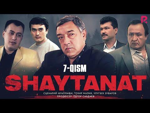 Shaytanat (o'zbek serial) | Шайтанат (узбек сериал) 7-qism