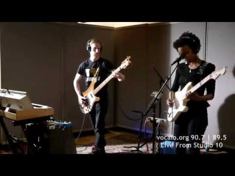 "M&O - ""Ars Poetica"" Live From Studio 10 on Vocalo"