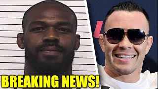 MMA pro's react to Jon Jones ARRESTED for intoxicated driving and negligent use of firearm