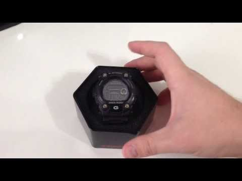 Casio G-Shock Watch (GW7900B-1): This is a look at the Casio G-Shock Watch (GW7900B-1) Great watch with several terrific features including automatic radio controlled time, and solar power.  Check out more great videos on my YouTube channel. www.youtube.com/sedtechreviews