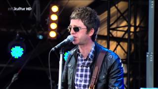 Noel Gallagher`s High Flying Birds - Record Machine Live @ Isle Of Wight Festival 2012 - HD