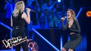 "Kamila Kamocka i Nicole Kulesza - ""Take Me To Church"" - Bitwy - The Voice of Poland 9"