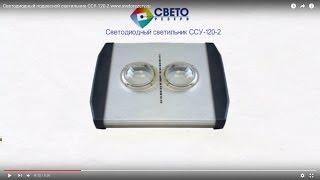 Світлодіодні лампи для підвісного світильника РСУ-120-2, 120 Вт, 11725 Лм, До 5000-6000