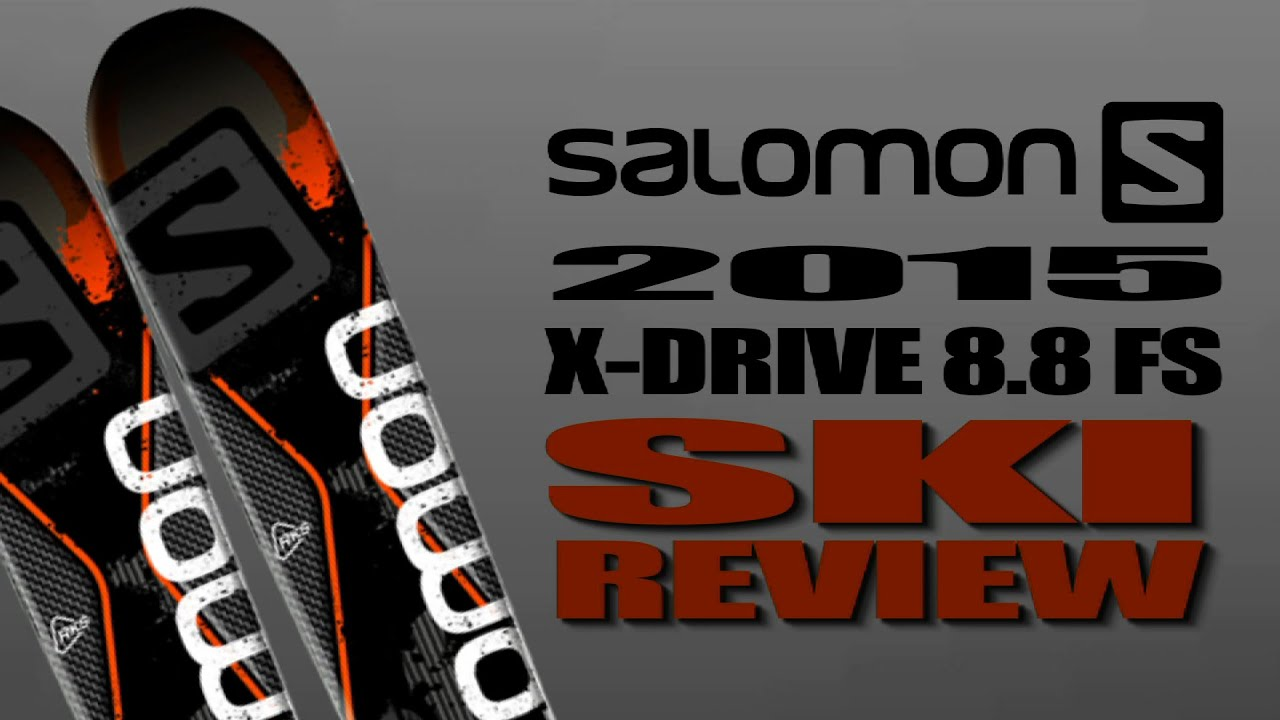 2016 Salomon X Drive Series Review by Peter Glenn