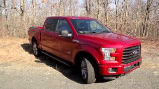 2015 Ford F-150 XLT 4x4 Review - Fast Lane Daily