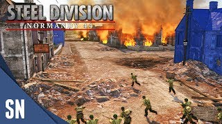 101st Airborne! - Steel Division: Normandy 44 - Gameplay #24