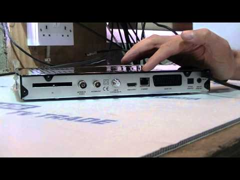 Walker WP645TS-HD Saorview Combo - Overview & Installation