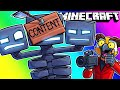 Download Video Minecraft Funny Moments - Fighting the Wither Boss! MP4,  Mp3,  Flv, 3GP & WebM gratis