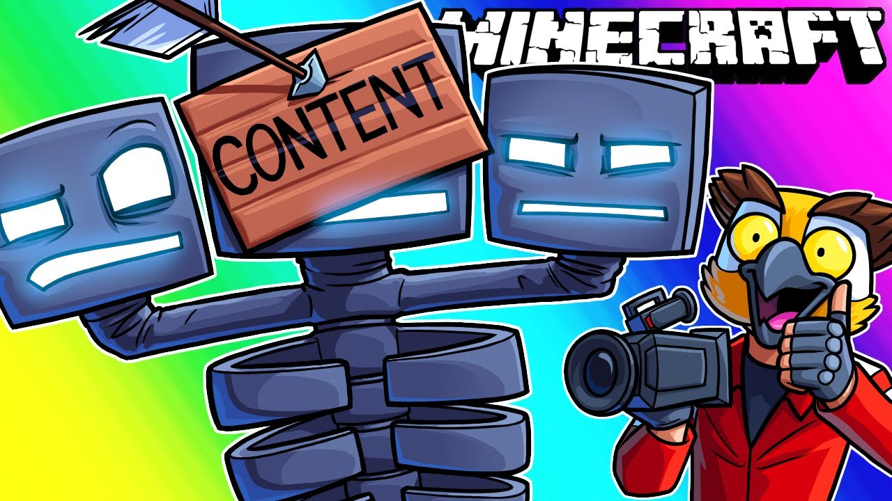 Minecraft Funny Moments - Kampf gegen den Wither Boss! + video