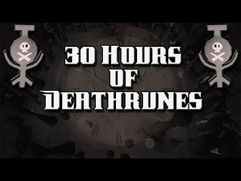 Runecrafting Death Runes - For 30 Hours