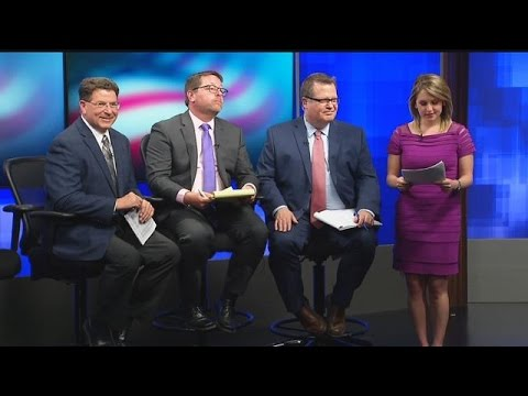 VIDEO: Post-debate discussion and analysis