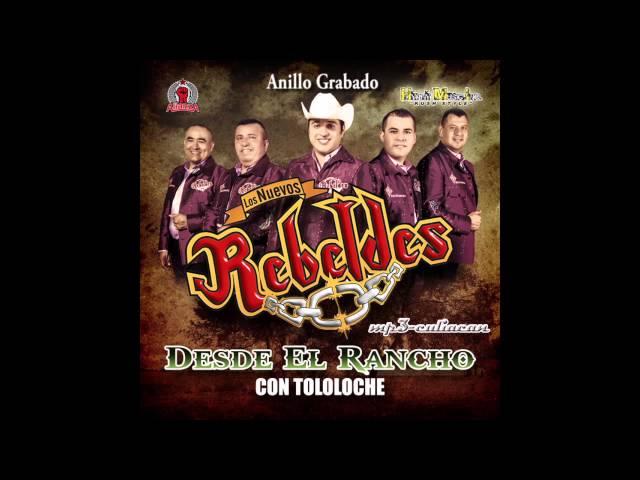 Los Nuevos Rebeldes - Anillo Grabado